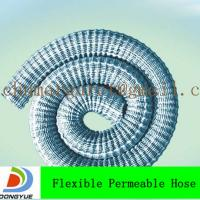Wholesale seel-plastic Soft Penetrated Pipes from china suppliers