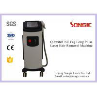 Wholesale Profession Long Pulse ND Yag Laser Hair Removal Machine Portable Design from china suppliers