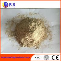 Wholesale Powder High Alumina Castable Refractory Cement high chemical resistance from china suppliers