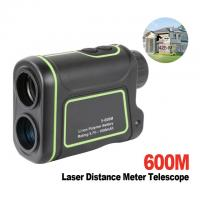 Wholesale 600m Handheld Monocular metre Laser Rangefinder Distance Meter hunting Telescope trena laser range finder measure outdoo from china suppliers
