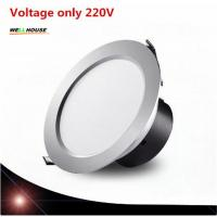 Wholesale High quality led downlight 3W 5W 7W 12W 15W 18W AC220V 230V SMD5730 LED Spot light led ceiling lamp 100% real power from china suppliers