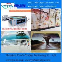 Buy cheap Digital uv flatbed printer for ceramic,glass,wood,metal etc price for sale from wholesalers