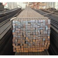Wholesale Heat Resistant 25mm Square Steel Bars Cold Drawn Silvery Bright from china suppliers