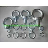 Wholesale Rigging eye bolt DIN580 from china suppliers