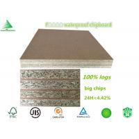 Wholesale China factory wholesale cheap water proof F4 star 6'X8' 18MM raw particleboard for wood door from china suppliers