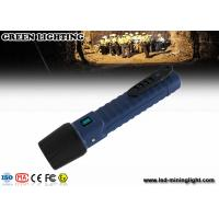Wholesale IP68 explosion prevention flashlight / explosion proof rechargeable torch 1300lum brightness from china suppliers