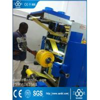 Quality 2 Color 600 / 800 / 1000 Mm Flexographic Printing Machine 50m/Min for sale