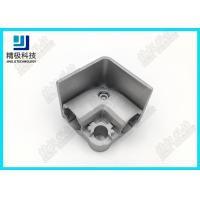 Wholesale Elbow Connection With Flange Frame Aluminum Alloy Tubing fitting OD 28mm  AL-37 from china suppliers
