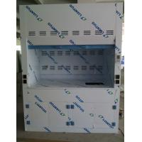 Wholesale Plypropylene Laboratory  fume hood Furniture equipment With sink and faucet from china suppliers