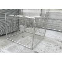 Wholesale Hot Dipped Galvanized 42 Microns Rubbish Cage With 12 Clamps from china suppliers