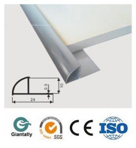 Wholesale aluminum cover strip, aluminum round corner tile trim from china suppliers