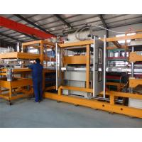 Buy cheap Thermocol Vacuum forming automatic disposable PS foam plates manufacturing machine from wholesalers
