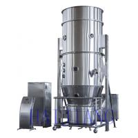 Wholesale Pharmacy Industry Electrical Heating Fluid Bed Granulator For Indoor / Workshop from china suppliers