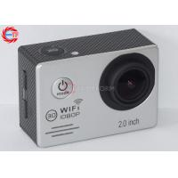 Wholesale Multi Language WIFI Action Camera For Motorcycle , HD DV 1080p Sports Camera from china suppliers