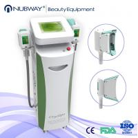 Wholesale cryo slimming machine nbw-c122 two cryo handle working together from china suppliers
