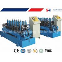 Wholesale Special Rolling Shutter Box Sheet Metal Roll Forming Machines With Flying Saw Cutting from china suppliers