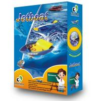 Wholesale For Children Jet Boat DIY Educational Toys Educational Assembling  from china suppliers