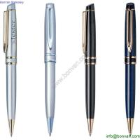 Wholesale Promotional new Metal Pen With Logo / Metal Ball Pen metal detector pen from china suppliers
