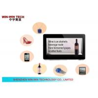 Wholesale High Brightnes Transparent LCD Panel ,  46'' Market Android LCD Display from china suppliers