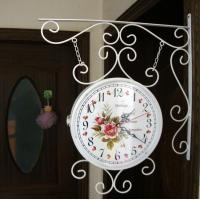 Wholesale Art Iron Clock Metal Clock Wall Clock from china suppliers