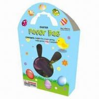 Buy cheap Paper Gift Bag with Mini Fun Toy from wholesalers