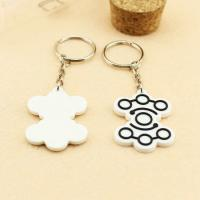 Wholesale factory provide silicone key chain from china suppliers