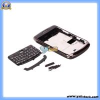 Wholesale Silver Edge + Black Full Housing for Blackberry 9700 -M00072 from china suppliers