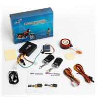 Wholesale motorcycle anti-theft gps tracker listening device sim card tracker alarm rf-v10+ from china suppliers