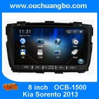 Wholesale Ouchuangbo car Radio DVD for Kia Sorento 2013 GPS Sat Nav Multimeia Kit iPod USB Italy map from china suppliers
