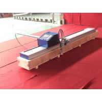Wholesale Pressed Air Portable Metal Cnc Cutting Machine Plasma Cutter Machine With THC from china suppliers
