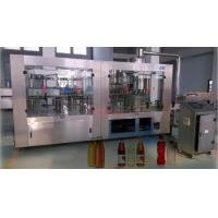 Wholesale Tea / Grapefruit Juice Filling Machine Industrial Soft Drink Bottling Equipment With ISO from china suppliers