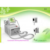 Wholesale 8 Inch TFT Color Touch Screen Cryolipolysis Slimming Machine With 2 Heads from china suppliers