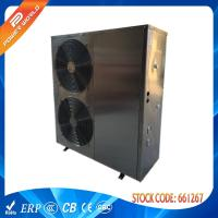 Wholesale Stainless Steel Casing EVI Heating and Cooling Heat Pump For Low Temperature Area from china suppliers