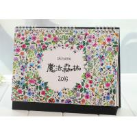 Wholesale Custom Design Paper Calender Book Printing Services For Office / Home Furniture Accessories from china suppliers