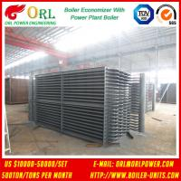 Quality 210 MW CFB Boiler Petroleum Metallurgical Industry Heating Boiler Economizer SGS for sale