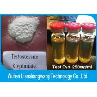 Wholesale Injectable Testosterone Anabolic Steroid Testosteron Cypionate Liquild 58-20-8 for Bodybuilding from china suppliers