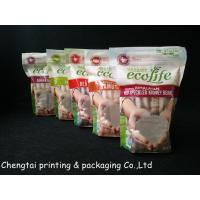 Wholesale Food Grade Flexible Printed Stand Up Pouch With Zipper For Rice Food from china suppliers