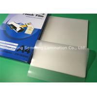 Wholesale High Brightness 100 Micron Laminating Pouches A4 Glossy With PET EVA Material from china suppliers