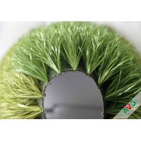 Buy cheap Bicolor Grass with Three Stem of Dense Surface and Up Straight Standing Yarn from wholesalers