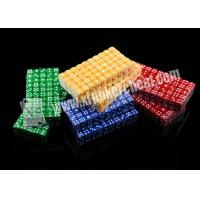 Wholesale Colorful Liquid Casino Magic Dice Gambling Cheat Devices Plastic Mercury from china suppliers