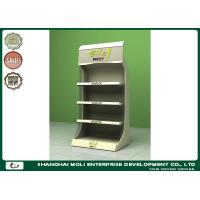 Buy cheap Retail Metal Display Racks Custom Power Coated Display from wholesalers