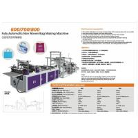 Wholesale Non Woven Bag Making Machine from china suppliers