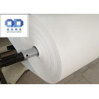 Wholesale 100gsm White Inkjet Sublimation Paper Roll , Heat Transfer paper for T-shirt and sportswear from china suppliers