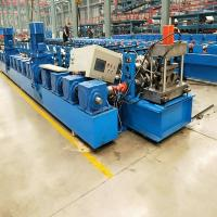 Wholesale Two wave Highway Guardrail Forming Machine Roll Former Machine 22kw + 22kw from china suppliers