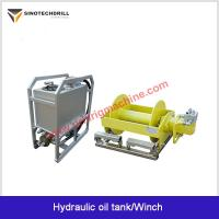 Quality 600m high efficient full-hydraulic core drill machine man portable rig for sale