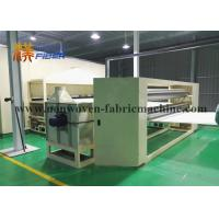 Wholesale 2200mm Width Non Woven Fabric Making Machine For Sanitary Napkins / Baby Diapers from china suppliers