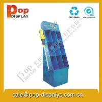 Wholesale Corrugated Promotional Custom Display Stands Wtih Oil Printing from china suppliers