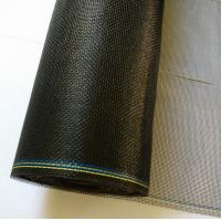 Wholesale Black color fiberglass screen mesh Flame retardant fireproofing from china suppliers