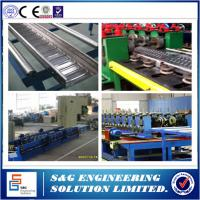 Wholesale LMS Cable Tray Roll Forming Machine 140 - 840mm Width Continual Punching Mould from china suppliers