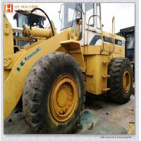 Wholesale Used loader kawasaki KLD85Z-III front end loader original made in Japan used in shanghai from china suppliers
